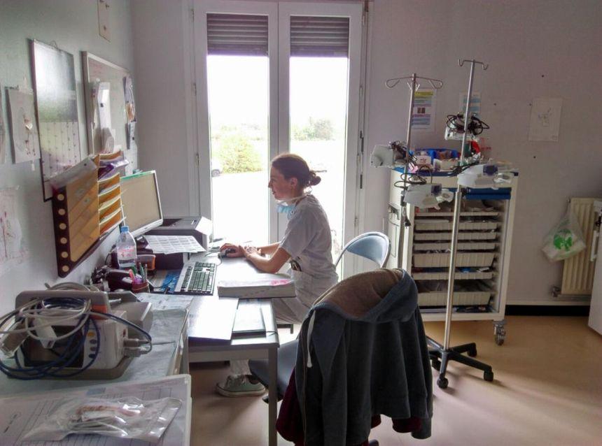 Le personnel du service pédiatrique du centre hospitalier de Bourges s'investit pour le bien-être des enfants hospitalisés