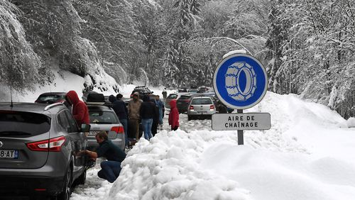 Allez-vous mettre des pneus hivers ?