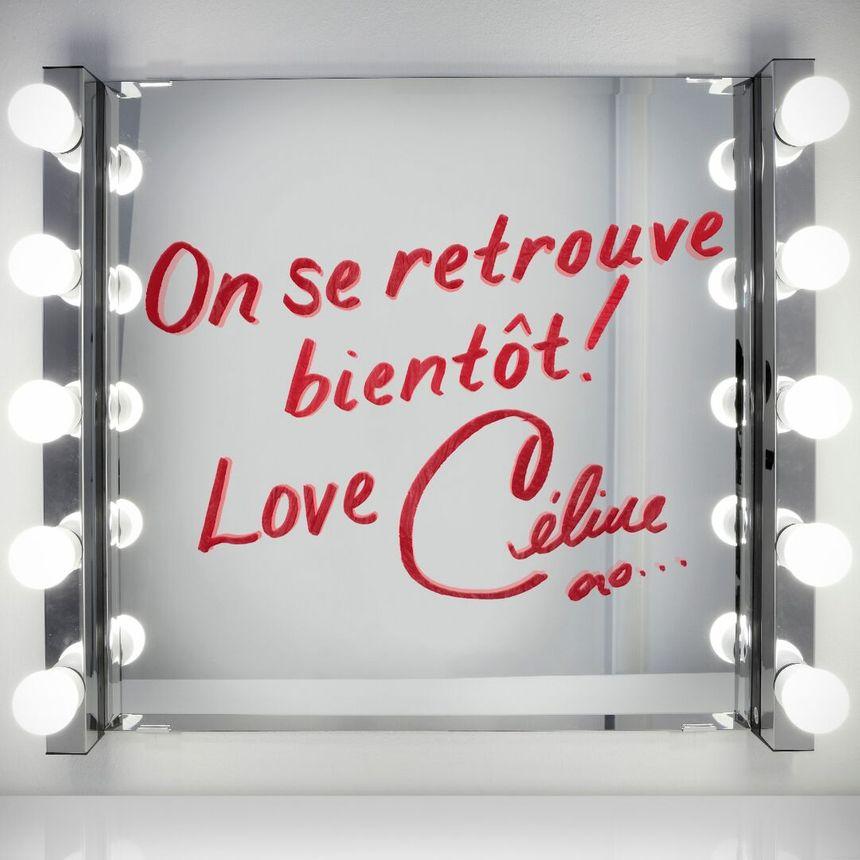 On se retrouve bientôt ! Céline Dion