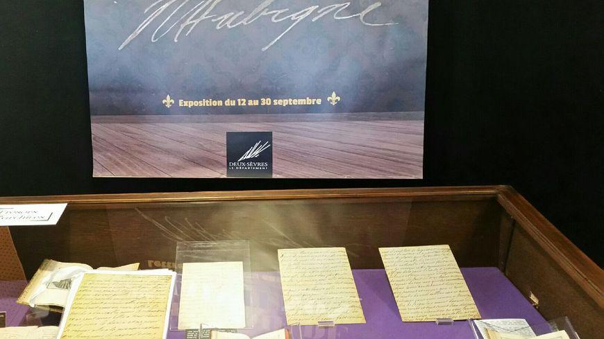 La lettre de Madame de Maintenon est à voir dans une exposition jusqu'au 30 septembre