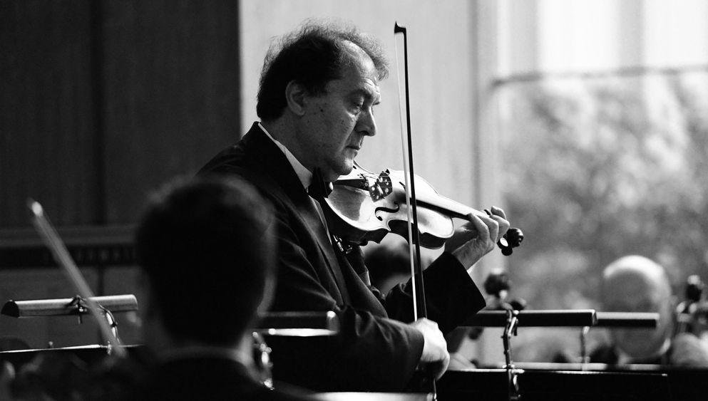 Concert de l'ONL en Roumanie : retour émouvant dans son pays pour le premier violon