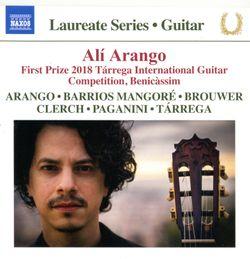 Caprice en la min op 1 n°5 - arrangement pour guitare - ALI JORGE ARANGO