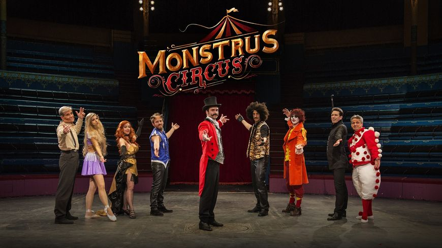 Monstrus Circus, film tourné en partie à Reims