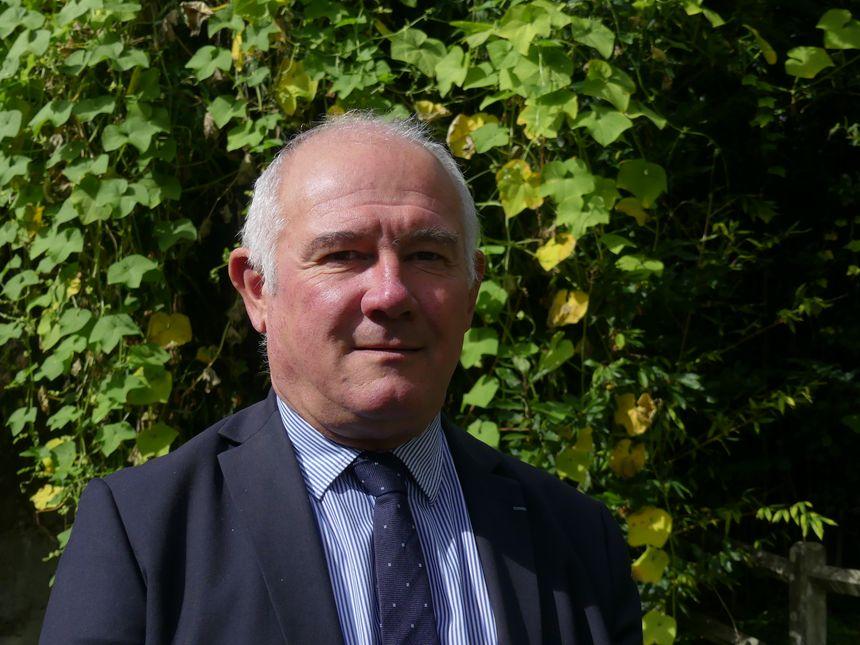 Le maire de Saint Jean de Luz, Jean-François Irigoyen