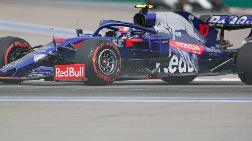 Aucun point au championnat du monde de Formule 1 ce dimanche pour Pierre Gasly