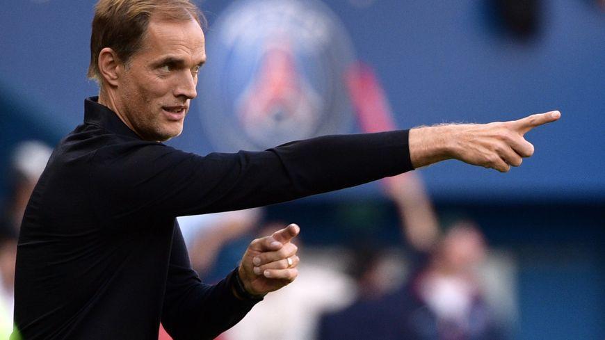 Thomas Tuchel se veut rassurant malgré la prestation du PSG face à Strasbourg