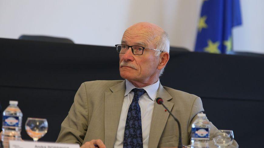 Dernière rentrée politique pour le maire de Metz Dominique Gros.