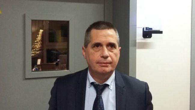 Nicolas Bonneau, maire de la Chapelle Saint-Mesmin (en 2018)