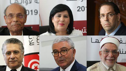 L'élection présidentielle en Tunisie, nouvelle épreuve pour la démocratie.