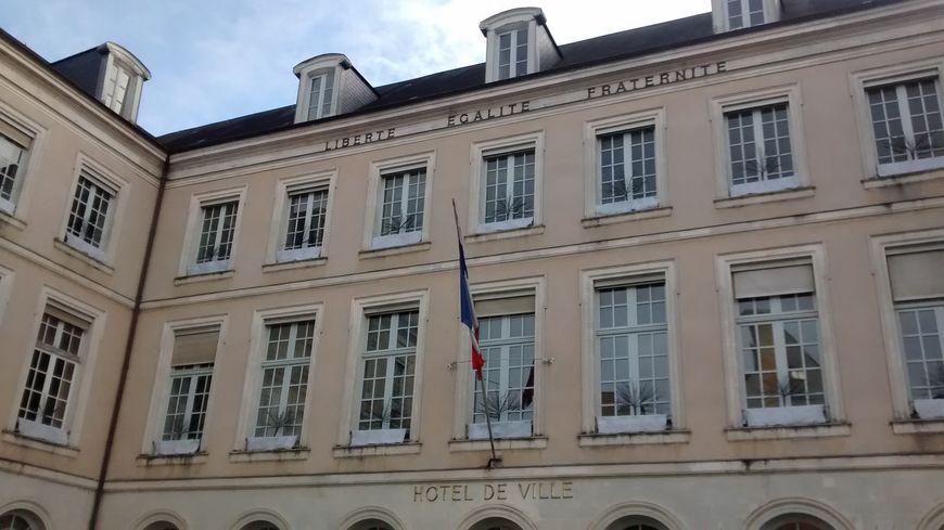 L'hôtel de Ville du Mans