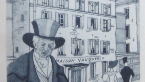 """""""Le Père Goriot"""" d'Honoré de Balzac (1/10) : """"Une pension bourgeoise"""""""