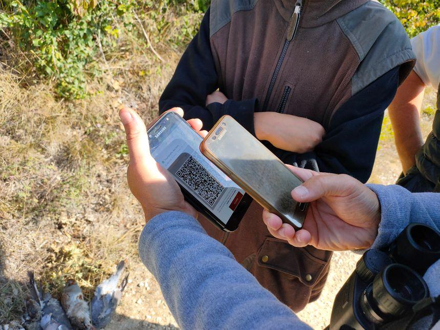 La chasse aussi utilise la technologie.