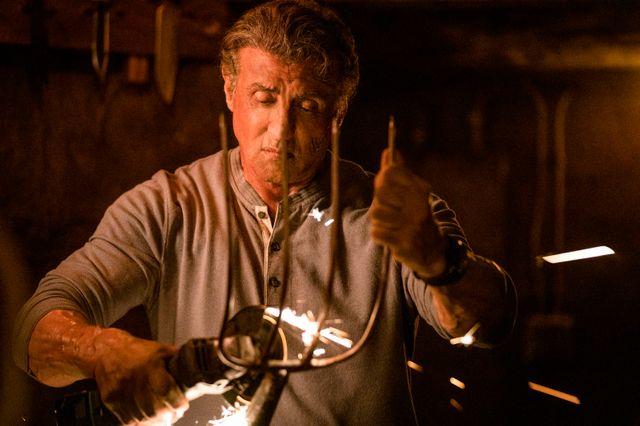 """Rambo : Last Blood"" : Sylvester Stallone"