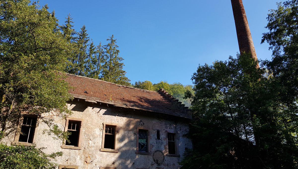 Des habitants de la vallée de la Bruche se battent pour préserver leur patrimoine industriel