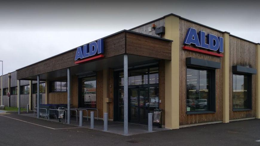 Braquage au supermarché Aldi de Parentis-en-Born