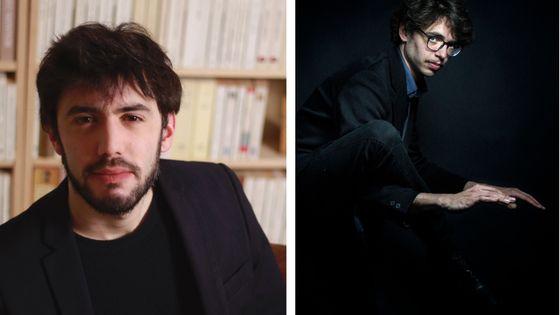 Martin Mirabel et Lucas Debargue