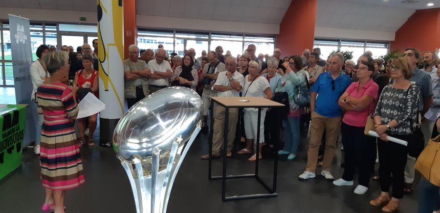 L'ASM Clermont Auvergne veut aussi contribuer à vaincre la mucoviscidose
