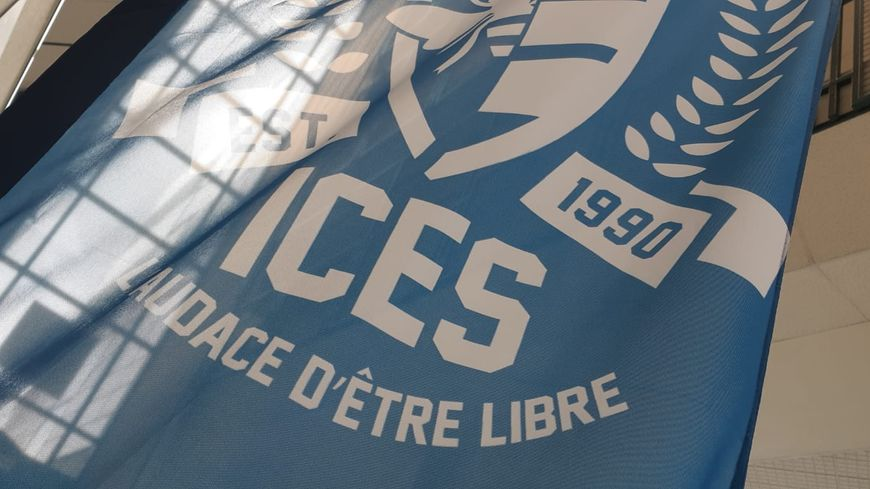L'ICES, l'institut catholique d'études supérieure de Vendée à La Roche-sur-Yon