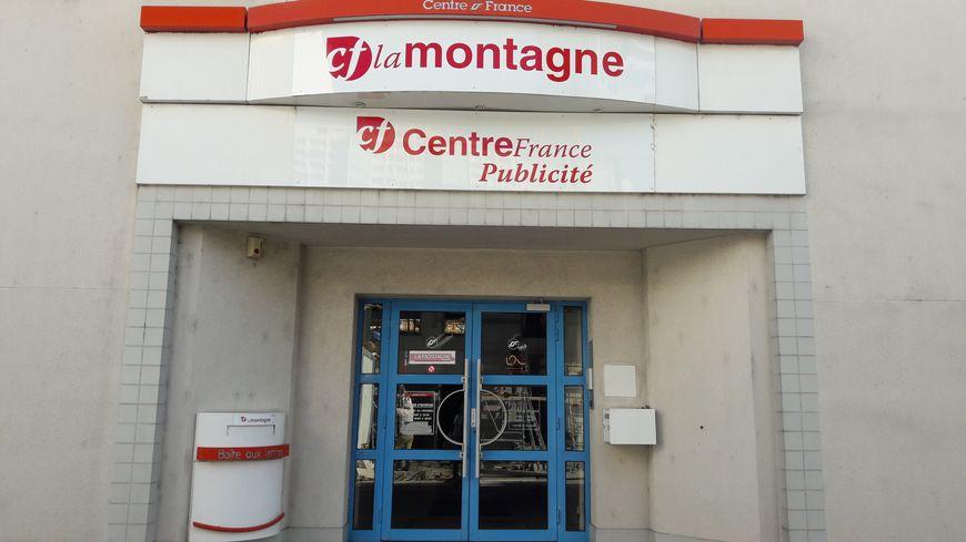 L'agence La Montagne à Vichy