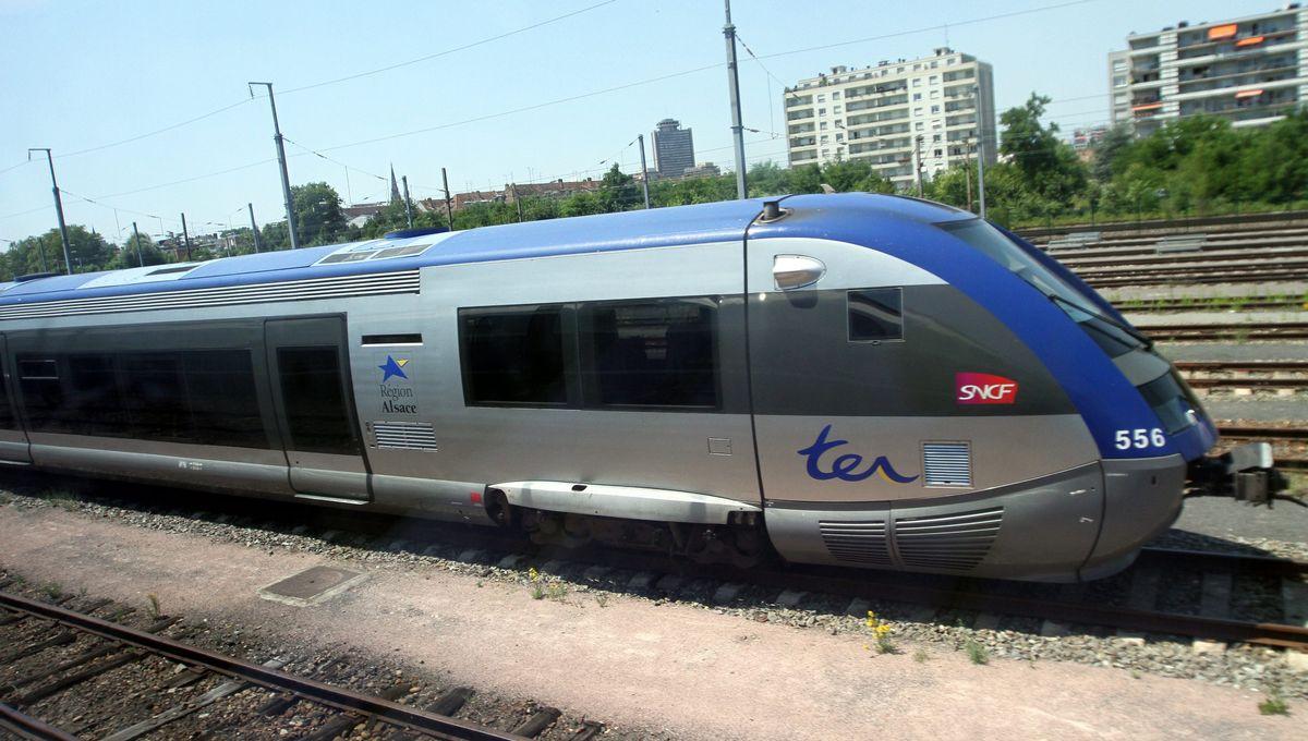 Grève à la SNCF : les prévisions de trafic en Alsace