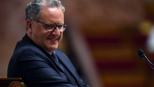 Le président de l'Assemblée Richard Ferrand entendu par la justice