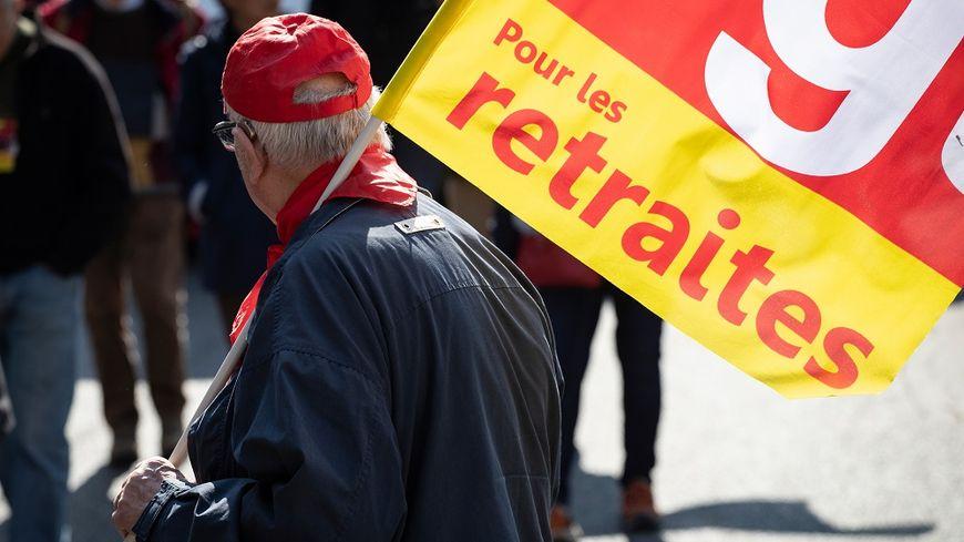 La CGT manifeste contre la réformes des retraites dans plusieurs villes ce mardi.
