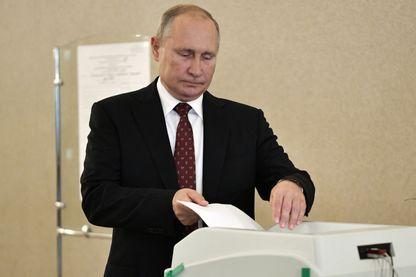 Elections en Russie, sérieux revers pour Vladimir Poutine