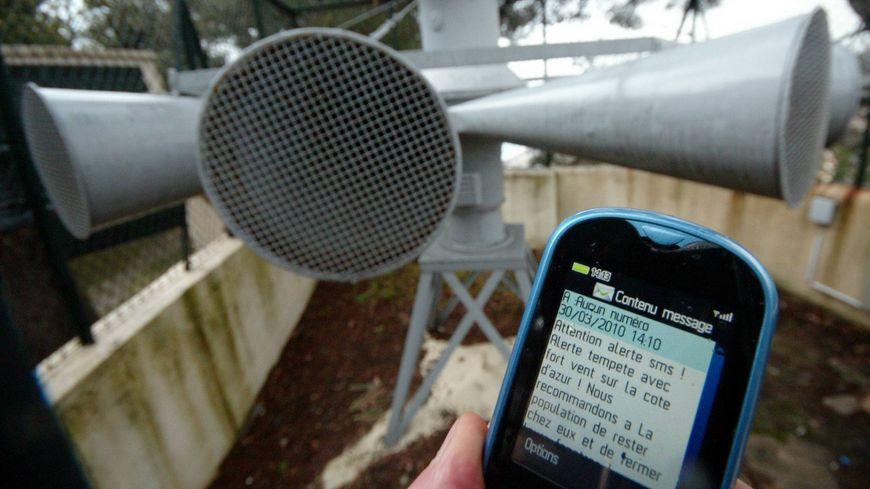 L'alerte SMS mise en place sur Ajaccio n'a pas correctement fonctionné