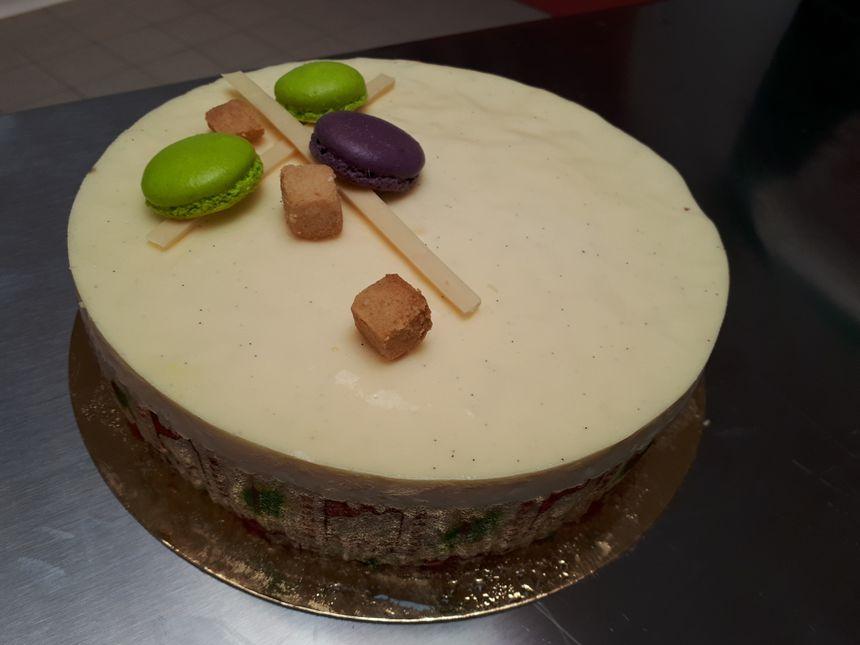 Le Frank Lim, nouveau gâteau franco-allemand