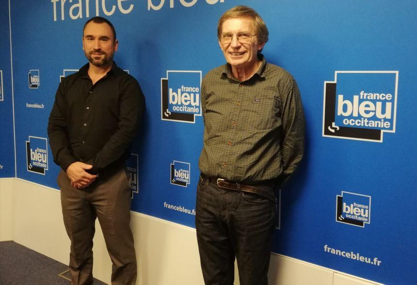 Philippe Sour et Alain Boullenger, invités de Conta Monde