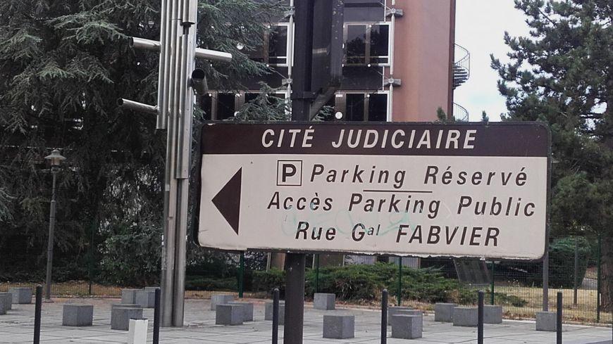 La cité judiciaire de Nancy pourrait déménager sur les rives de Meurthe.
