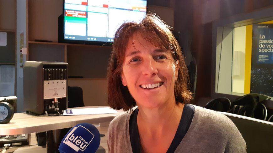 Isabelle Sauvage de la liste citoyenne Orléans Ensemble