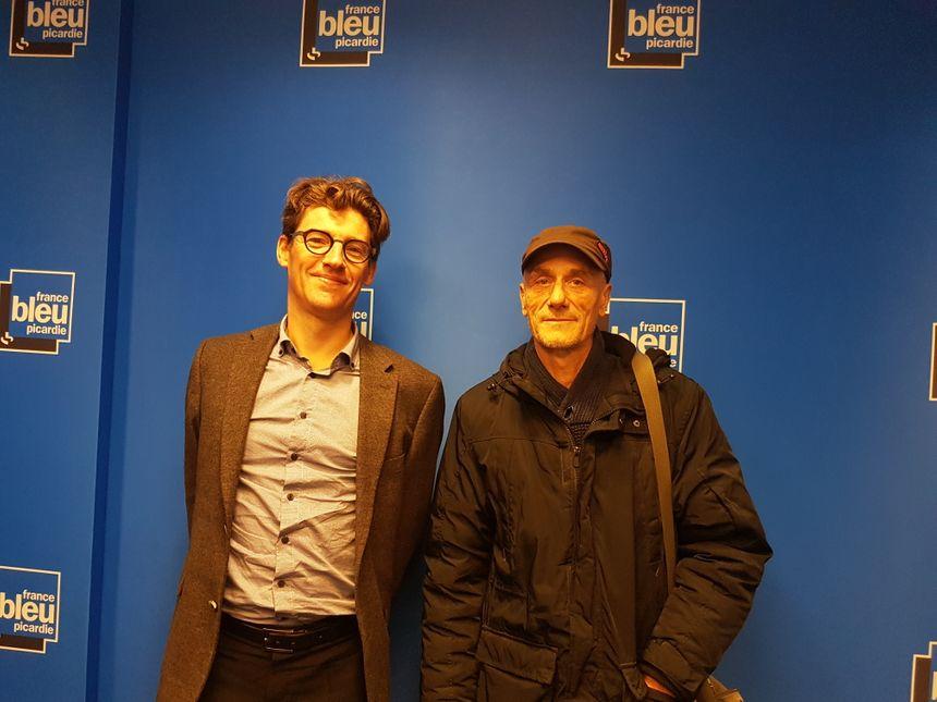 Pierre David Vignolle et William Quignon