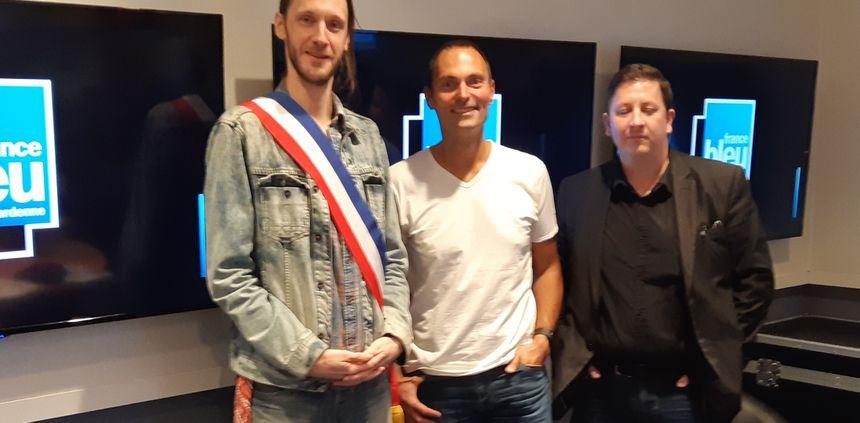 Le Forgeron, Olivier Cattiaux, Vincent Ruelle