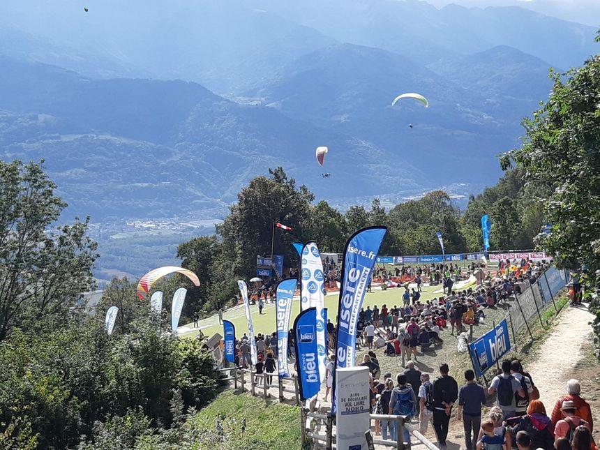 France Bleu Isère, partenaire de la Coupe Icare