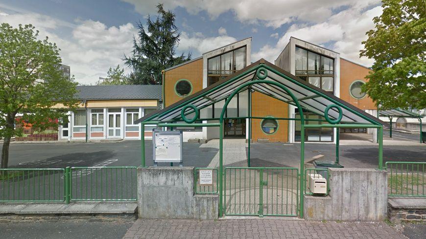 L'école maternelle Michelet a une nouvelle fois été dégradée à Châteauroux