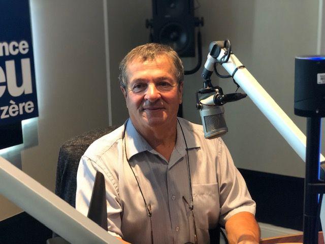 Jean-Louis Baraille, producteur d'Oignons Doux des Cévennes