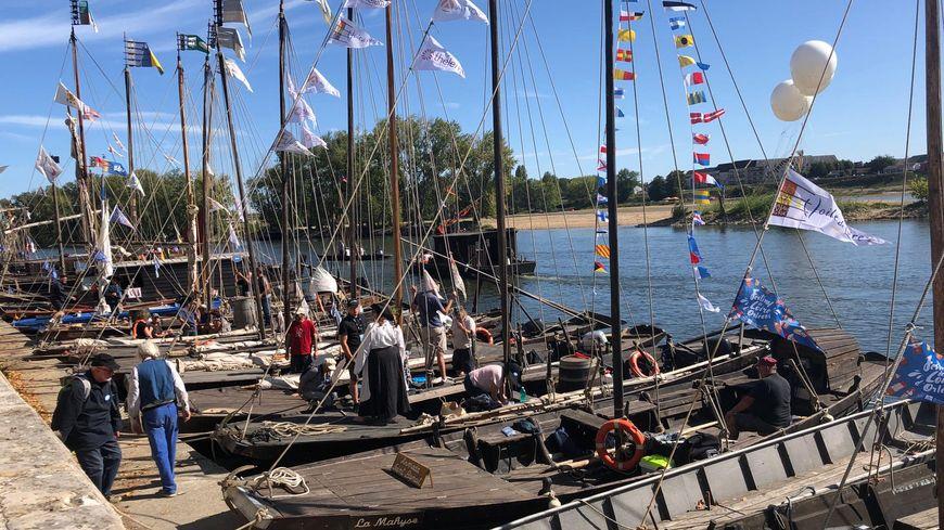 750.000 personnes sont attendues jusqu'à dimanche pour le 9e Festival de Loire à Orléans