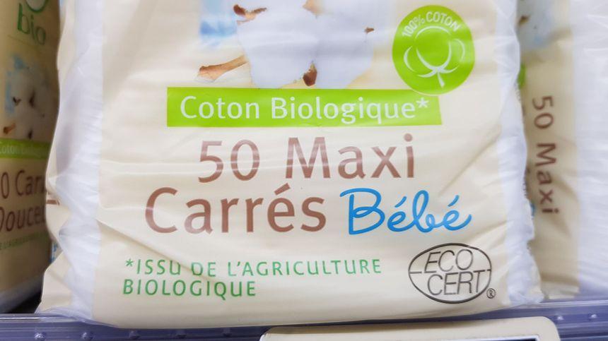 """Le label """"Ecocert"""" est un point de repère fiable pour acheter bio."""