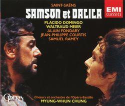 Samson et Dalila : Mon coeur s'ouvre à ta voix (Acte II Sc 3) Dalila Samson - WALTRAUD MEIER