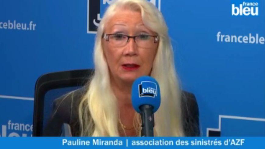 Pauline Miranda, invitée de France Bleu Occitanie ce jeudi 19 septembre, 18 ans après la catastrophe d'AZF