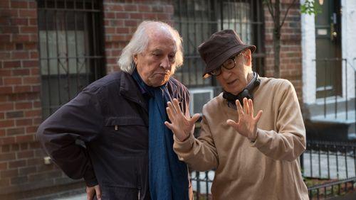 """A comme Woody Allen : """"New York est une ville qui coule dans mes veines. C'est un personnage, un organisme vivant qu'on ne maîtrise pas"""""""