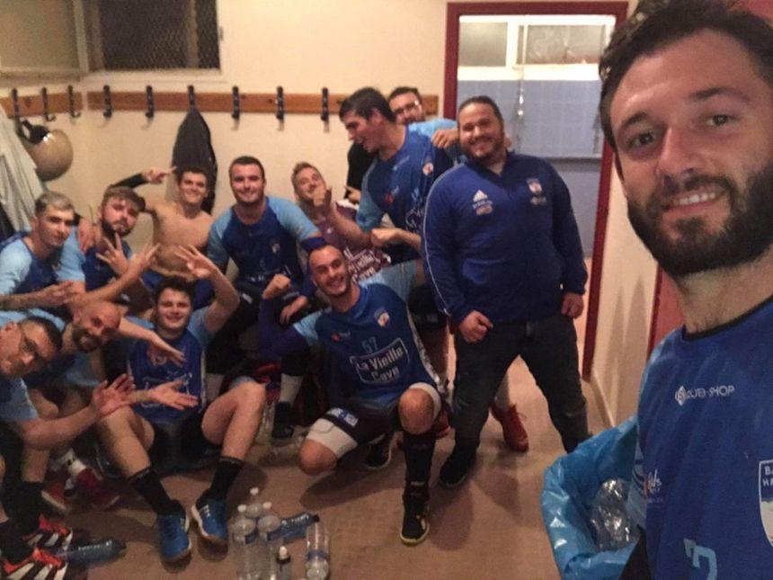 Les handballeurs de Banyuls-sur-mer remportent le derby contre Saint-Laurent