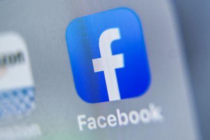 Facebook a modifié son slogan sur sa page d'accueil