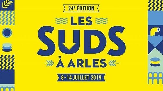 Affiche de la 24e édition du festival Les Suds à Arles