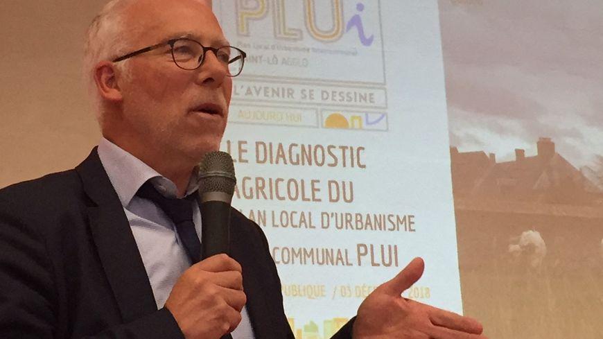 En poste depuis 2014, Gilles Quinquenel ne sera pas candidat à sa succession à la tête de Saint-Lô Agglo.
