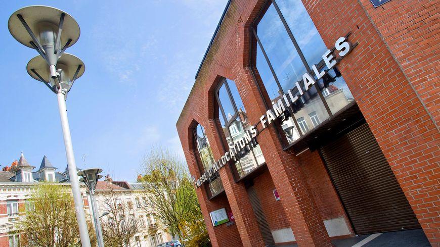 La CAF du Nord à Lille