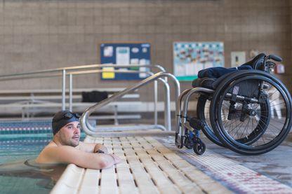 Les équipements sportifs en France, peu adaptés aux personnes handicapées