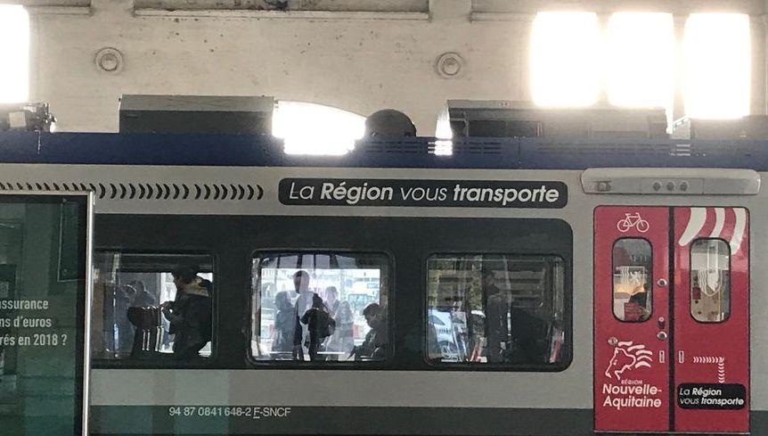 Dordogne : pagaille en gare de Mussidan à cause d'un mauvais TER