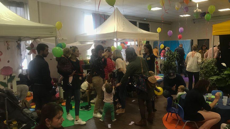 Le Réseau Assistantes Maternelles fête ses 30 ans en Mayenne